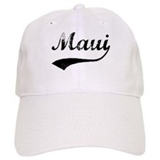 Vintage Maui Baseball Cap