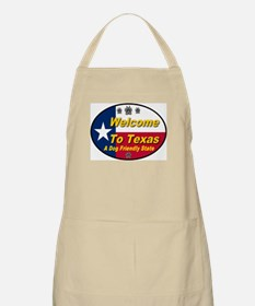 Welcome To Texas A Dog Friendly State Apron