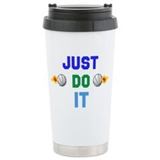 Cute Just do Travel Mug