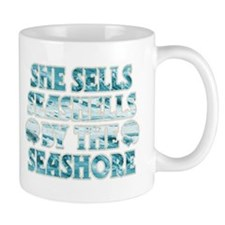 She Sells Seashells Mug