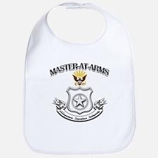US Navy Master At Arms Bib