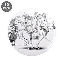 "Don Quixote 3.5"" Button (10 pack)"