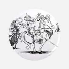 "Don Quixote 3.5"" Button"