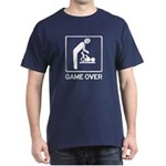 New Daddy Game Over Diaper duty Dark T-Shirt