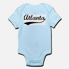 Vintage Atlanta Infant Creeper