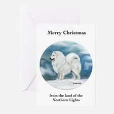 Samoyed Christmas Cards (Pk of 10)