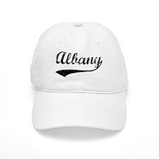 Vintage Albany Baseball Cap