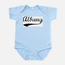 Vintage Albany Infant Creeper