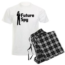 Future Spy Pajamas