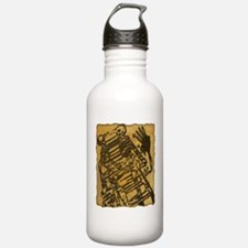 Cute Necronomicon Water Bottle