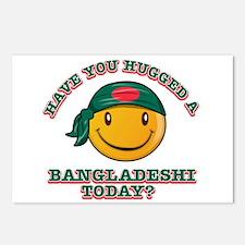 you hugged a Bangladeshi today? Postcards (Package