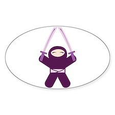 Sword Wielding Ninja! Decal
