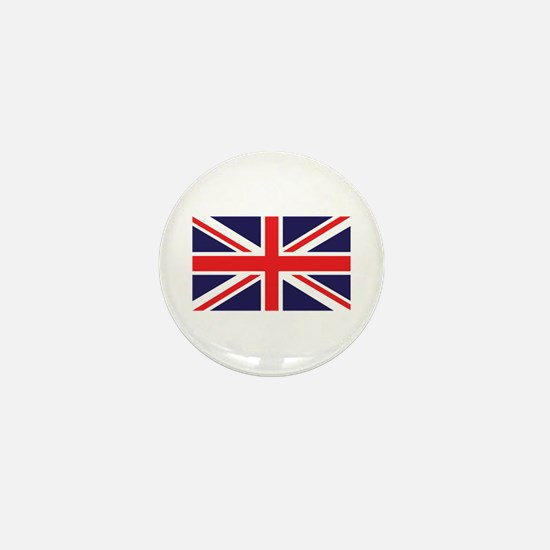Union Jack Mini Button