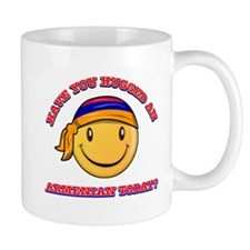 Have you hugged an Armenian today? Mug