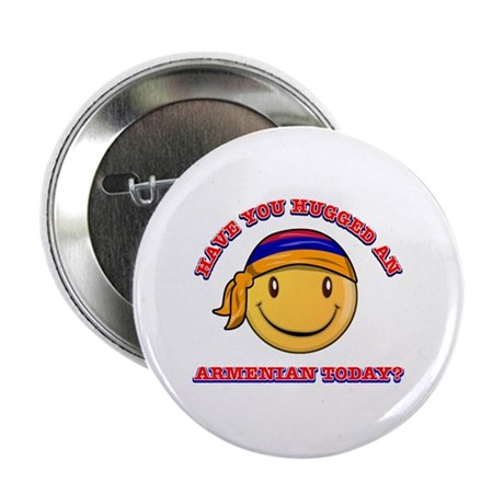 "Have you hugged an Armenian today? 2.25"" Button (1"