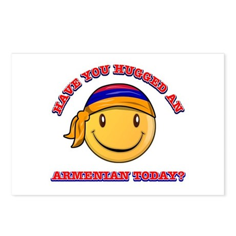 Have you hugged an Armenian today? Postcards (Pack