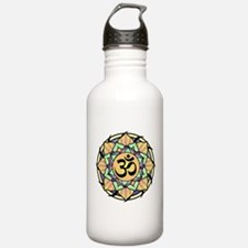 Rainbow Lotus Aum Water Bottle