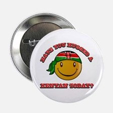 "Have you hugged a Kenyan today? 2.25"" Button (10 p"