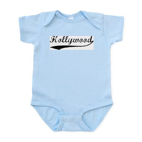 Vintage Hollywood Infant Creeper