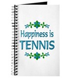 Tennis Journals & Spiral Notebooks