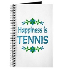 Happiness Tennis Journal