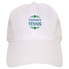 Happiness Tennis Cap
