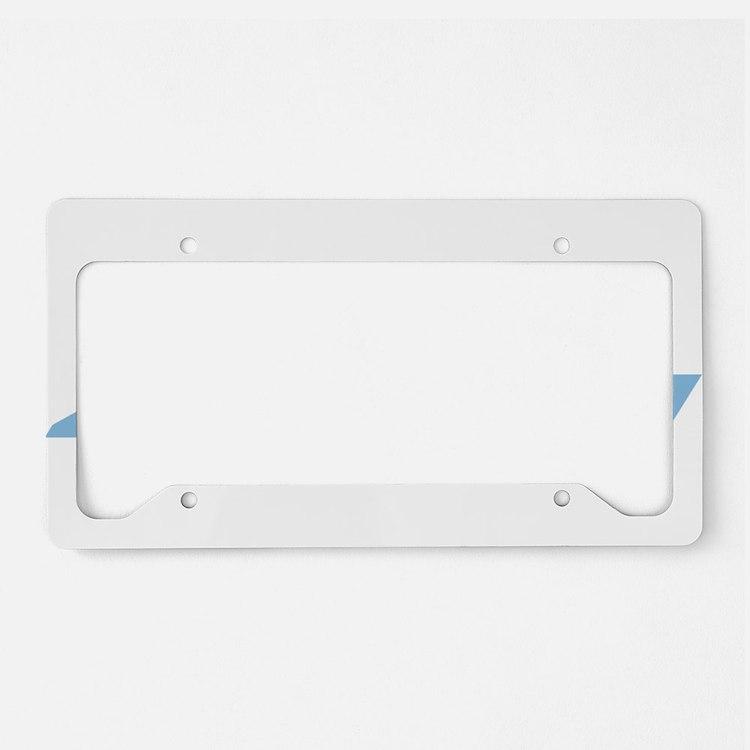 MIATA ZOOM ZOOM License Plate Holder