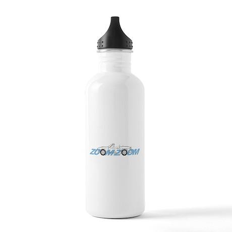MIATA ZOOM ZOOM Stainless Water Bottle 1.0L