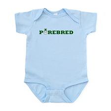 Unique Crescent Infant Bodysuit