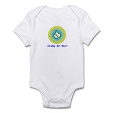 """""""Hitch a Ride"""" Infant Onesie"""