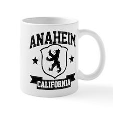 Anaheim Heraldry Mug