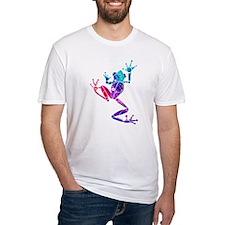 Crazy Purple Tree Frog Shirt