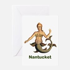 Nantucket Greeting Card