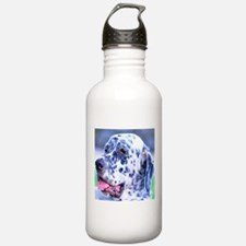 English Setter Water Bottle