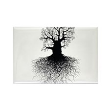 Tree of Life Rectangle Magnet (100 pack)