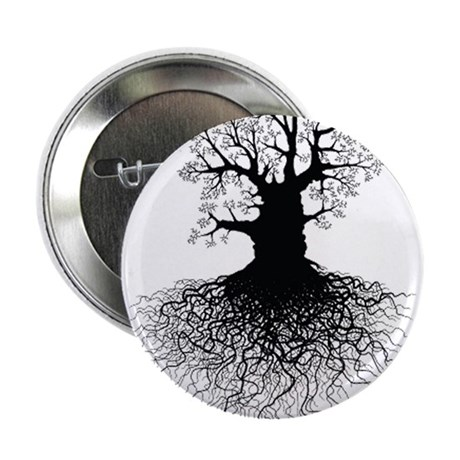 "Tree of Life 2.25"" Button (100 pack)"