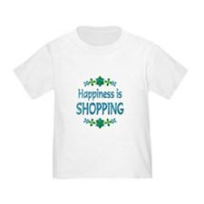 Happiness Shopping T