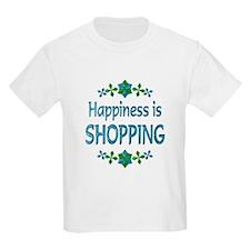 Happiness Shopping T-Shirt