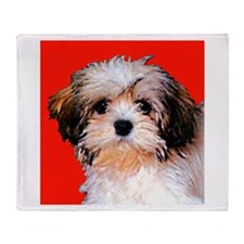 Havanese Throw Blanket