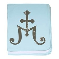 Cute Alchemic symbol baby blanket