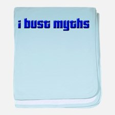 i bust myths baby blanket