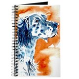 Dog breeds old english Journals & Spiral Notebooks