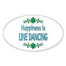 Happiness Line Dancing Decal