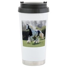 Gypsy Horse Mare Travel Mug
