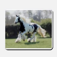 Gypsy Horse Mare Mousepad