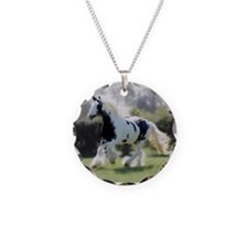 Gypsy Horse Mare Necklace