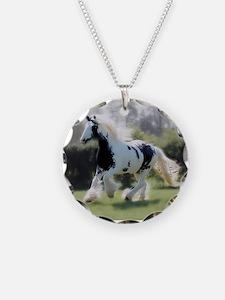 Gypsy Horse Mare Necklace