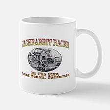 Jackrabbit Racer Mug