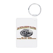 Jackrabbit Racer Keychains