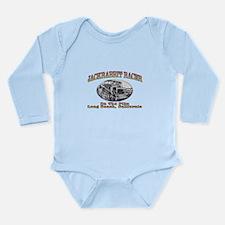 Jackrabbit Racer Long Sleeve Infant Bodysuit